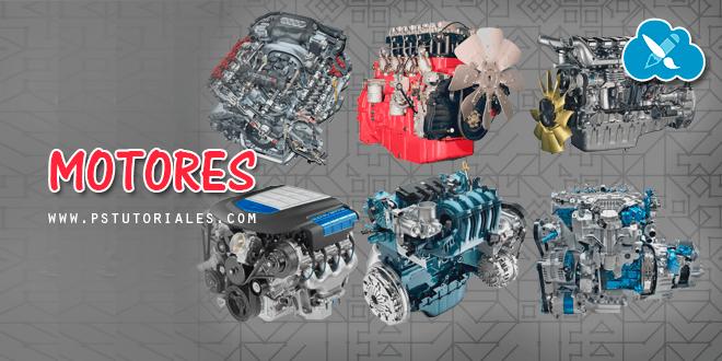 Motores en formato png
