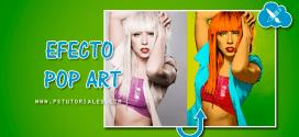 Foto a dibujo – Efecto Pop Art con Photoshop