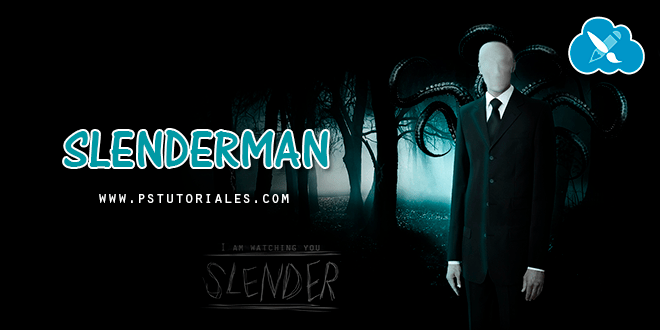 Slenderman Photoshop Manipulation