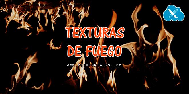 Texturas de Fuego Premium