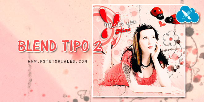 Blend Tipo 2 Photoshop Tutorial