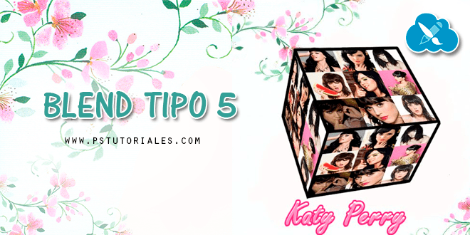 Blend Tipo 5 Photoshop Tutorial