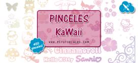 Pinceles Kawaii para Photoshop