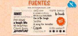 Fuentes Agosto 2014