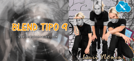 Blend Tipo 9 Photoshop Tutorial