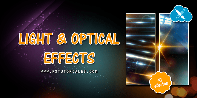 Light and Optical Effects para Photoshop