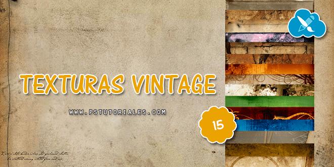 Pack de Texturas Vintage