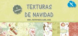 9 texturas navideñas