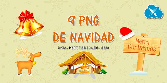 9 PNG de Navidad