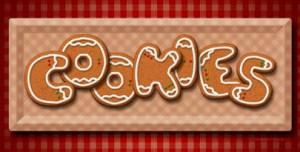cookies text