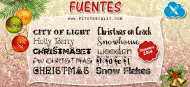 Fuentes Diciembre 2014 (Navidad)