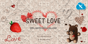 SweetLove ScrapKit