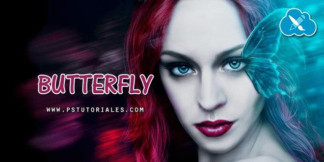 Butterfly Photoshop Manipulation