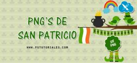 28 PNGs de San Patricio