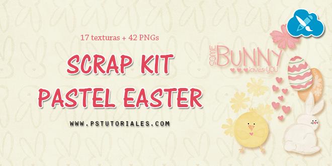 Scrap Kit Pastel Easter