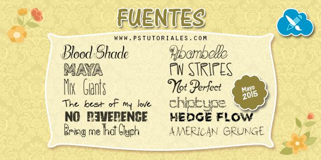 Fuentes Mayo 2015