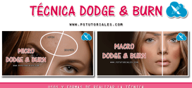 Técnicas de Dodge and Burn en Photoshop