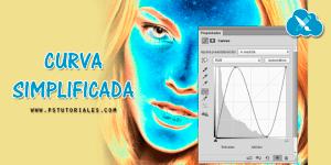 curva solar simple
