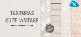14 texturas cute vintage
