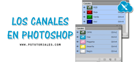 Canales en Adobe Photoshop