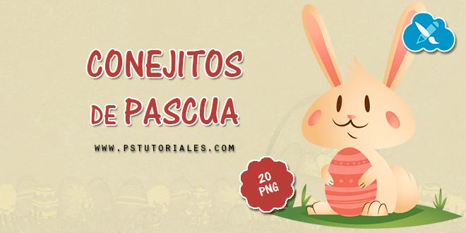 20 conejos de Pascua