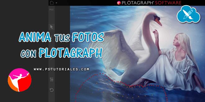 Hacer fotos con movimiento – Plotagraph