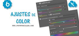 Ajustes de color – Digital Painting en 6 h.