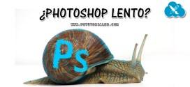 Acelerar el rendimiento de Photoshop