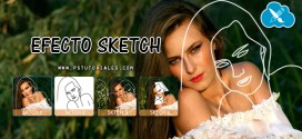 Efecto sketch con Photoshop