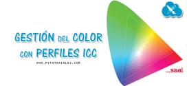 Gestión del color con perfiles ICC en photoshop