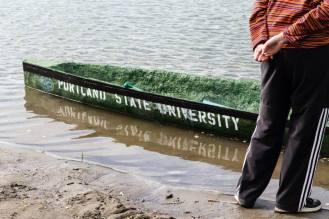 PSU Concrete Canoe Competition 3
