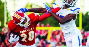 Gorilla Football remains unbeaten against UNK