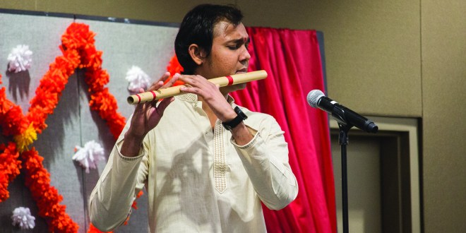 Students, community celebrate Diwali festival