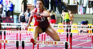 Track and Field teams wrap up Gorilla Classic, prepare for MIAA Championships