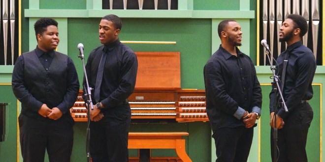 BSA kicks off Black History Month with 'Gospel Explosion'