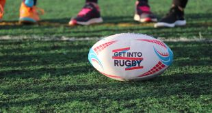 Men's Rugby wins 1/3 weekend games