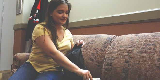 Student collects donations for youth aging out of foster care