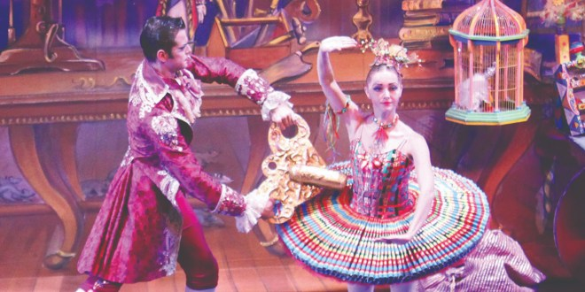 Moscow Ballet returns to PSU