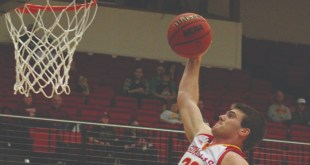 Men's basketball defeated by Lincoln