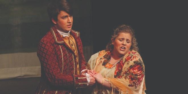 """PSU Opera and SEK Symphony present Mozart's """"Cosi fan tutte"""""""