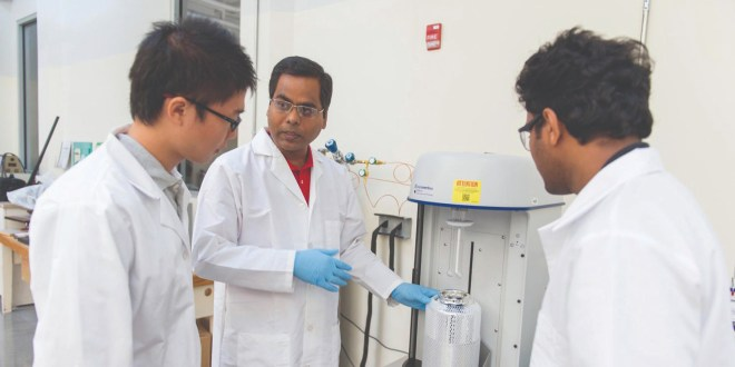 PSU team receives a $100,000 grant to focus on recycling polymers, plastics