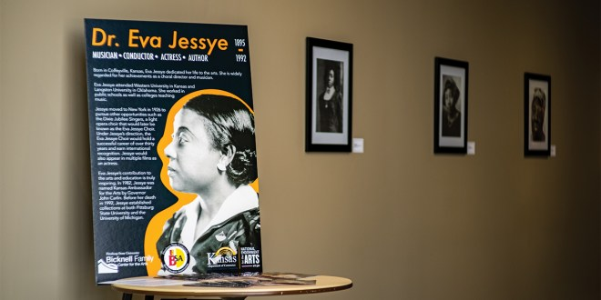 Bicknell hosts new exhibit honoring Eva Jessye