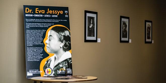 Bicknell hosts new exhibit honoring Eva Jessye