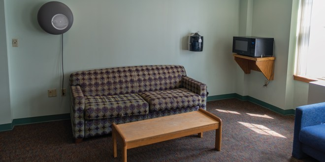 New air cleaning systems installed in residence halls to improve air quality