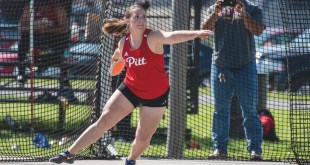 Women's track and field takes second at competition