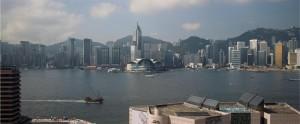 Hong Kong Courtesy of Sheraton