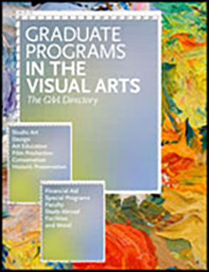 Graduate Programs In The Visual Arts The Caa Directory By