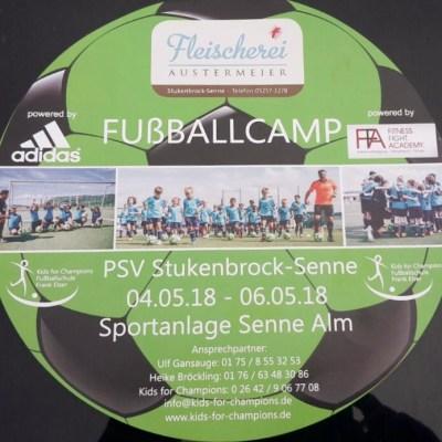 Fußballcamp 2018