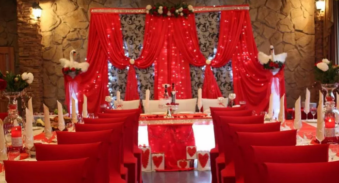 What to give to a ruby wedding