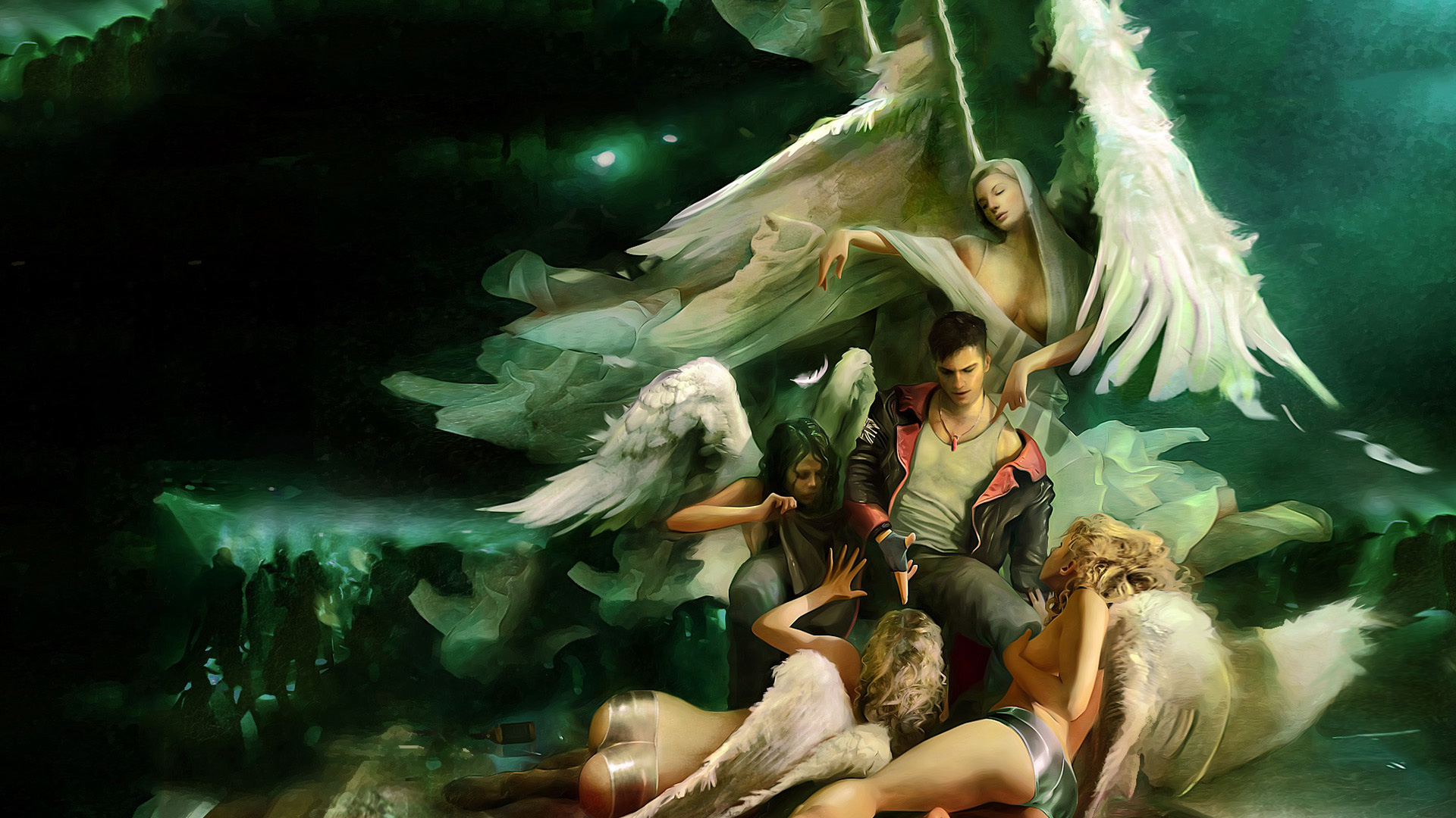wallpapers devil may cry - photo #20